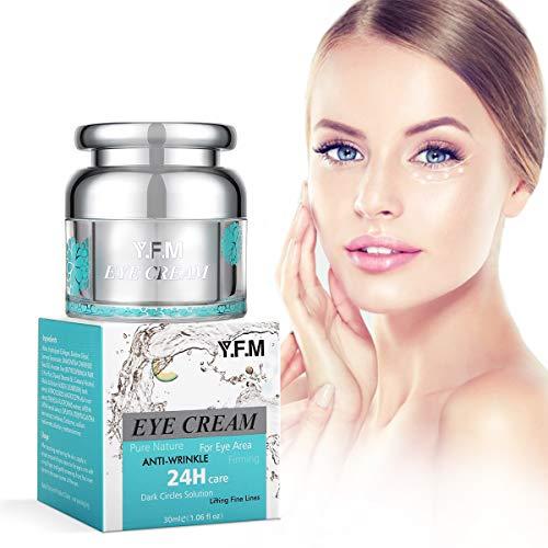Crema anti-rughe Y.F.M crema occhi anti-rughe, crema anti-età per gli occhi, occhiaie, rughe e zampe di gallina
