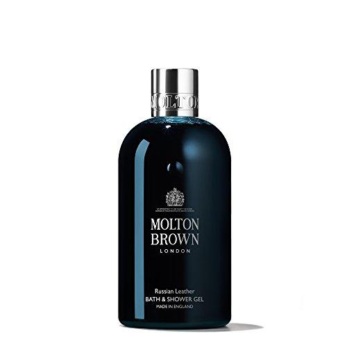 Molton Brown - Gel doccia e bagno in pelle russa, 300 ml