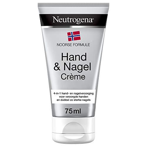 Neutrogena crema per mani e unghie, formula norvegese, (75ml)