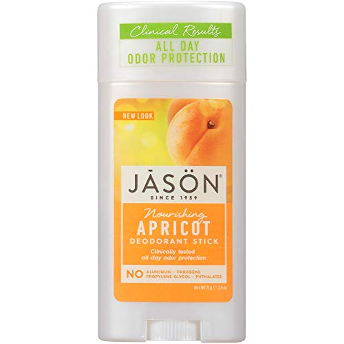 Jason Natural Products apricot & e baking soda stick Deodorant 75 ml