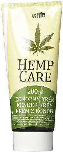 Konopny Krem crema per la cura della canapa - rilievo e rilassamento veloce [200 ml / 6.76 oz]
