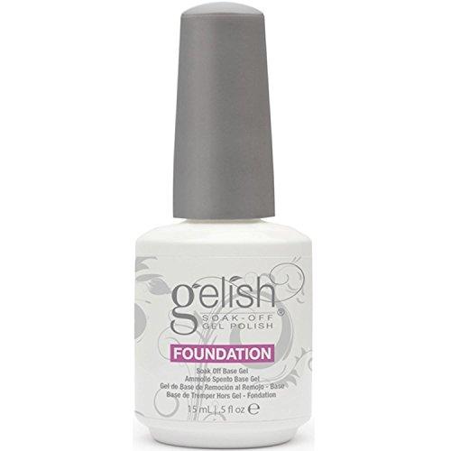 Harmony Gelish Soak Off Gel Polish - Foundation Base Gel 15ml