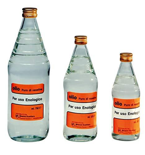 Cera Novecento 894 Olio per Sugheri di Vaselina, Incolore, 375 ml