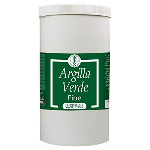 ERBORISTERIA MAGENTINA - ARGILLA VERDE FINE 1 KG