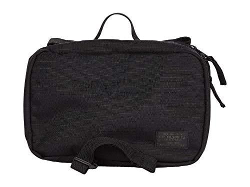 Filson Ripstop - Confezione da viaggio in nylon, nero (Cruz V2 Fresh Foam), Taglia unica