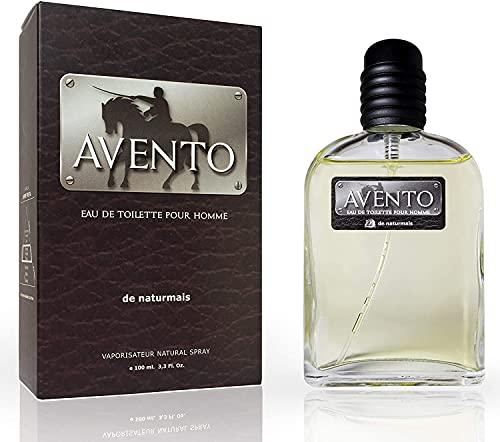 Profumo Uomo Avento de Naturmais   Eau de Toilette Intense 100 ml (Aventus)