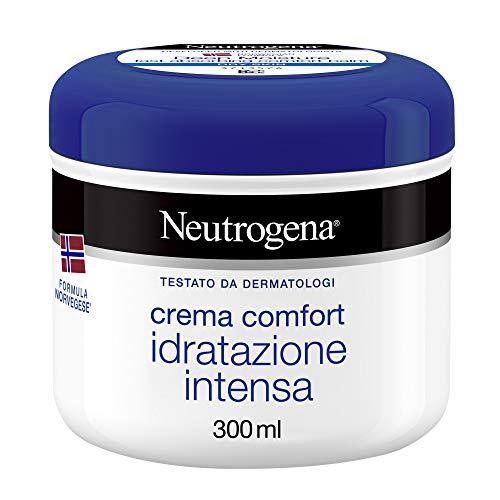 Neutrogena, Crema Comfort ad Idratazione Intensa, 300 ml