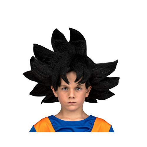 My Other Me Me Goku Dragon Ball parrucca, Multicolore (230119)
