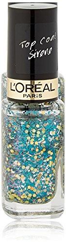 L'Oréal Paris Color Riche Smalto Top Coat, 943 Under My Spell
