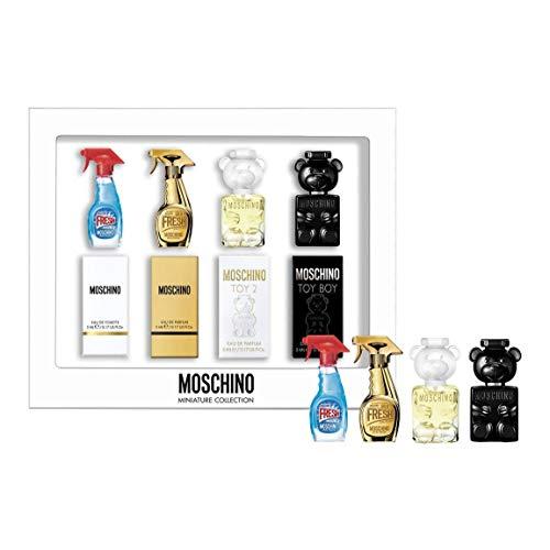 Moschino Moschino Miniature Collection 4x5 ml