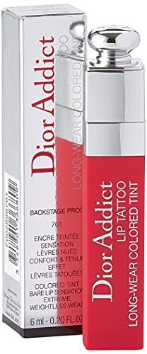 Christian Dior Addict Lip Tattoo Rossetto Tinta per Labbra, 761 Natural Cherry, 6 ml