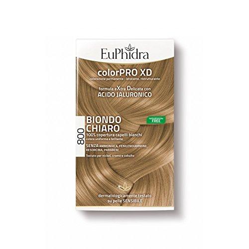 Euphidra ColorPro XD, 800 Biondo Chiaro - 70 gr