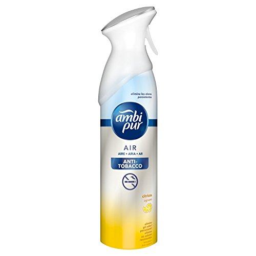Ambipur Anti-Tabacco Deodorante per Enti Spray - 300 gr