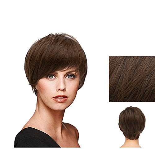 Hairdo Short & Sleek Parrucca Castano Chiaro Dorato