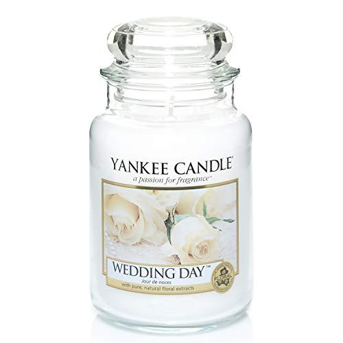 Yankee Candle Candela Giara Grande, Wedding Day