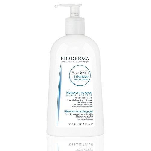 Bioderma Italia 55122 Atoderm Intensive Gel Moussant, 1L