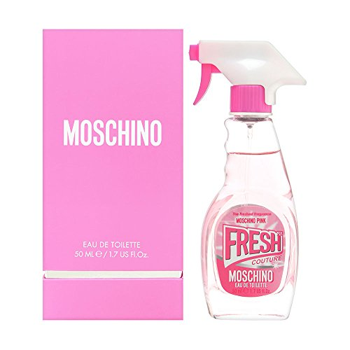 Moschino Pink Fresh Couture Et 50 Vp