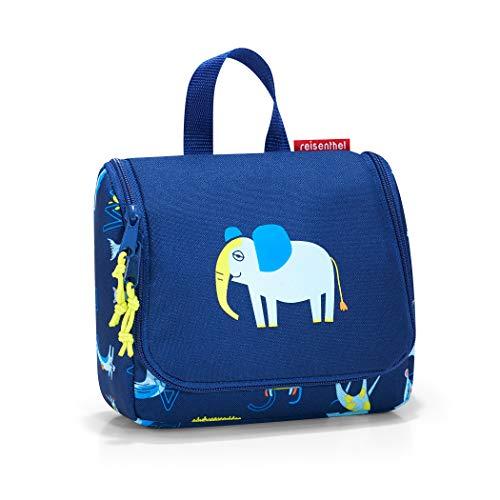Reisenthel toiletbag S kids abc friends blue Beauty Case 19 centimeters 1.5 Blu (Abc Friends Blue)
