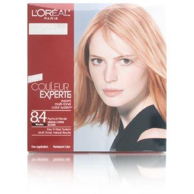 L'Oréal - Colorazione Multi-Tons Nectar d'albicocca Biondo medio ramato – Colore Experperse 8.4