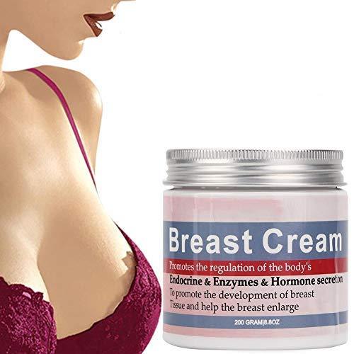200g crema per l'ingrandimento del seno, crema idratante per il seno e glutei, crema rassodante liftante per il seno rinforzante per il petto