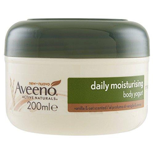 Aveeno Body Yogurt al Profumo di Vaniglia e Avena - 200 ml