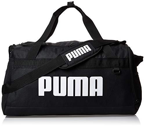 PUMA Challenger Duffel Bag S, Borsone Unisex Adulto, Black, Taglia Unica
