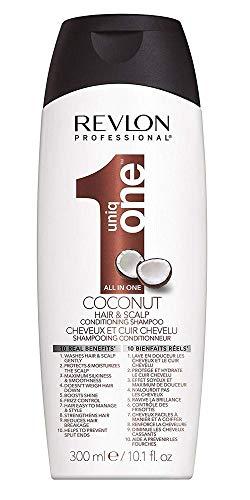 Revlon Uniq One Coconut Shampoo - 300 ml