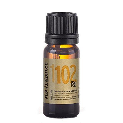 Naissance Olio di Gelsomino Assoluto - Diluizione al 3% in Olio di Mandorle Dolci - 10ml