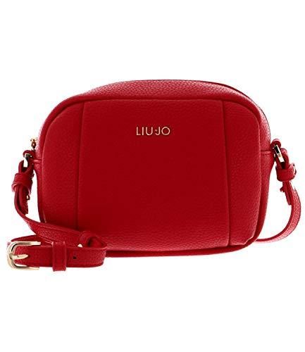 LIU JO Gentile Beauty Bag M True Red