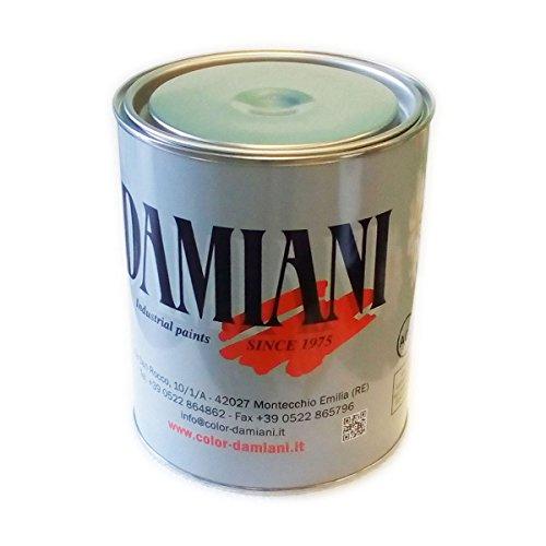 Damiani SINTALKYD 1kg smalto lucido base nitro sintetico rapida essiccazione (Ral 1015 - lucido)