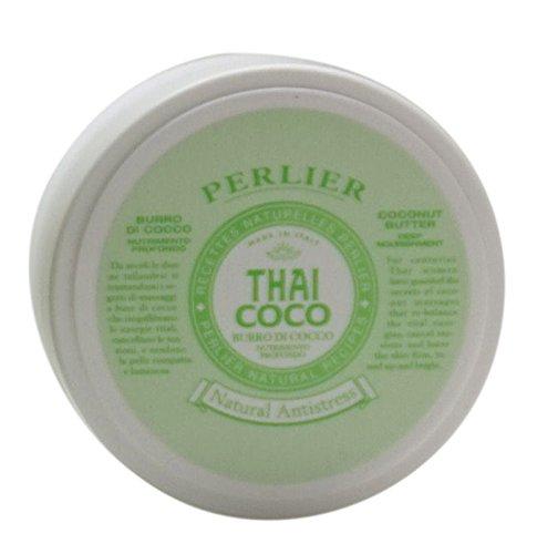 Perlier Thai Coco Burro Di Cocco Nutrimento Profondo 200 ml