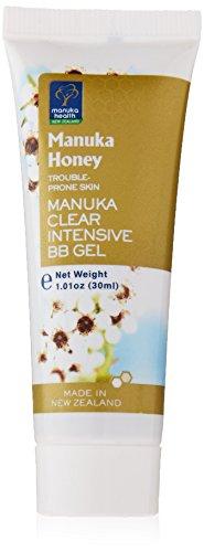 Manuka Health ManukaClear intensive BB gel&manuka honing 600+
