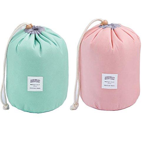 Metyou , Beauty Case pink,green