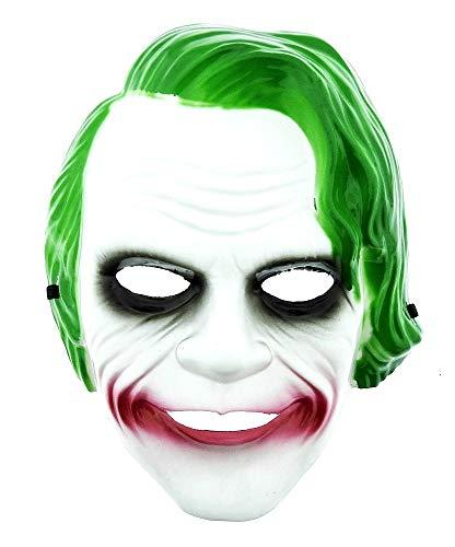 Inception Pro Infinite Maschera Joker - Personaggio - Film - Accessori - Travestimento - Carnevale - Halloween - cosplay - ottima qualita - idea regalo originale natale compleanno