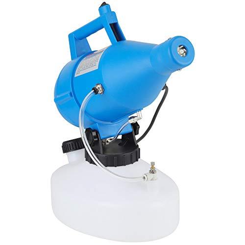 TTLIFE nebulizzatore Portatile Elettrico, Macchina per nebulizzatore da 4,5 Litri Disinfezione per Interni/Esterni per Auto Giardino Hotel Scuola Fabbrica Ospedali