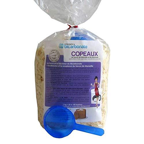 Trucioli di sapone di Marsiglia al BICARBONATE alla lavandina 1 kg.