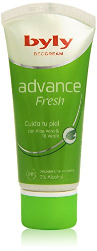 Byly Deodorante, Advance Fresh Deo Cream, 50 ml