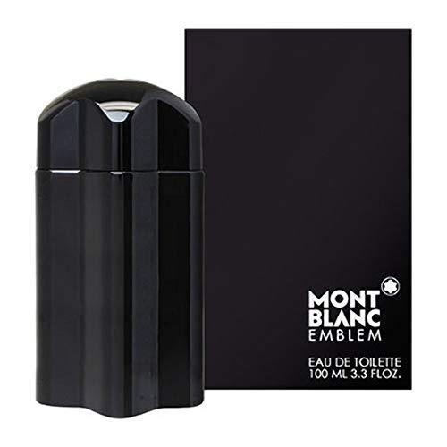 Mont Blanc emblema EDT da uomo, 100 ml