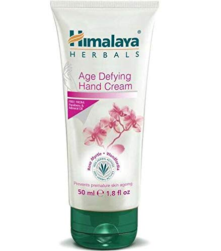 Himalaya Herbal Age Defying Hand Cream, Crema mani anti-età, 50 ml