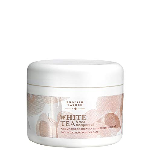 Atkinsons Crema Corpo White Tea Vaso - 250 gr