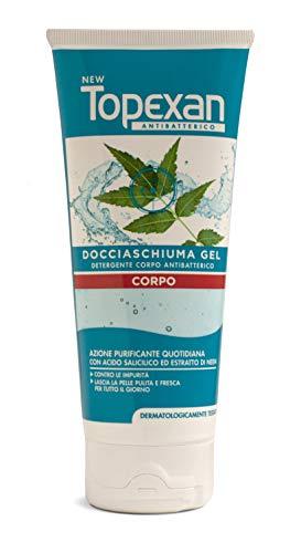NewTopexan Docciaschiuma Gel - Pacco da 6 x 200 ml