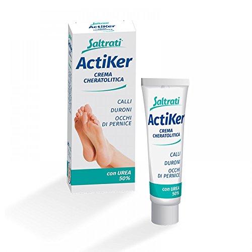 Saltrati ActiKer Crema Cheratolitica Con 50% Urea 15ml