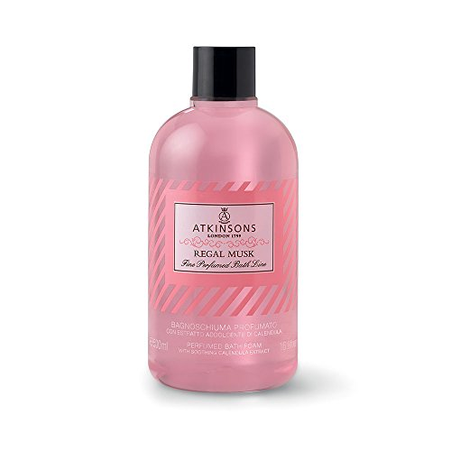 Fine Perfumed Line Bath Bagnoschiuma al Muschio, 500 ml - 1 Unità
