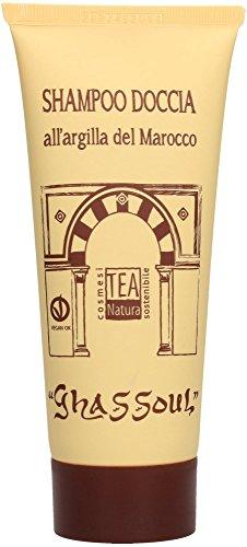 Shampoo Doccia Ghassoul TEA Natura 200 ml