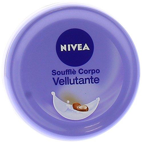 Nivea Crema Corpo Soufflè Vellutante in Vasetto, 300ml