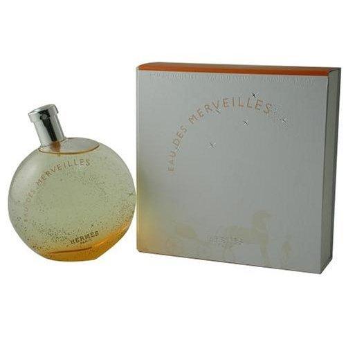 Hermès Eau des Merveilles, Eau de toilette spray per donna, 100 ml