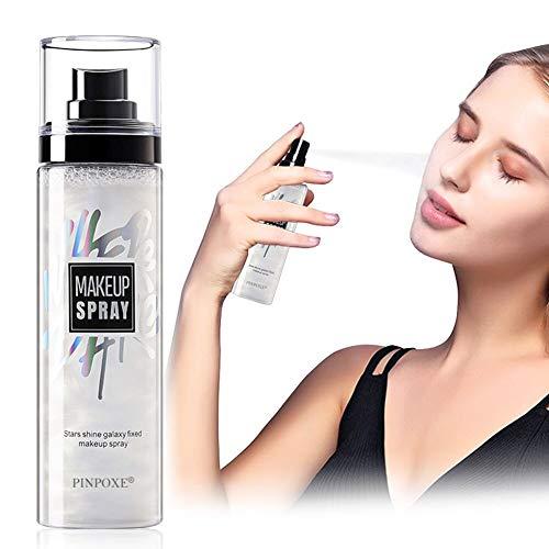 Makeup Setting Spray, Makeup Spray, Makeup fixing spray, Spray fissante per il trucco, Makeup Fissatori trucco, Formula Leggera a Lunga Tenuta, per viso e pelle, confezione da 100 ml