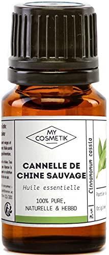 Olio essenziale di cannella cinese selvatica - MyCosmetik - 10 ml