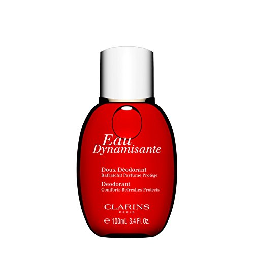 eau dynamisante deodorante doux spray 100 ml