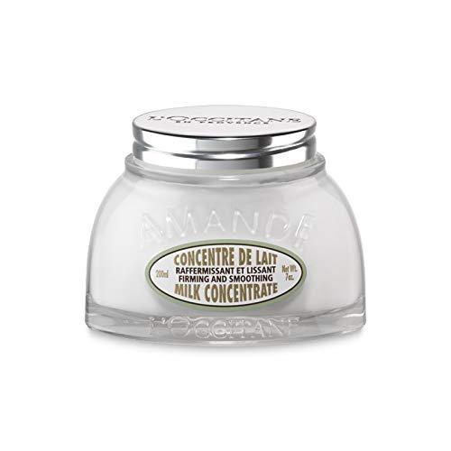 L'OCCITANE Crema en Provence Amande Concentré de Lait 200 ml, Concentrato di latte di mandorla, crema corpo